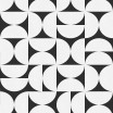 Spira Siv Black Scandinavian Fabric