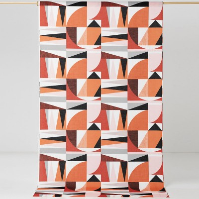 Spira Nemo Orange Fabric