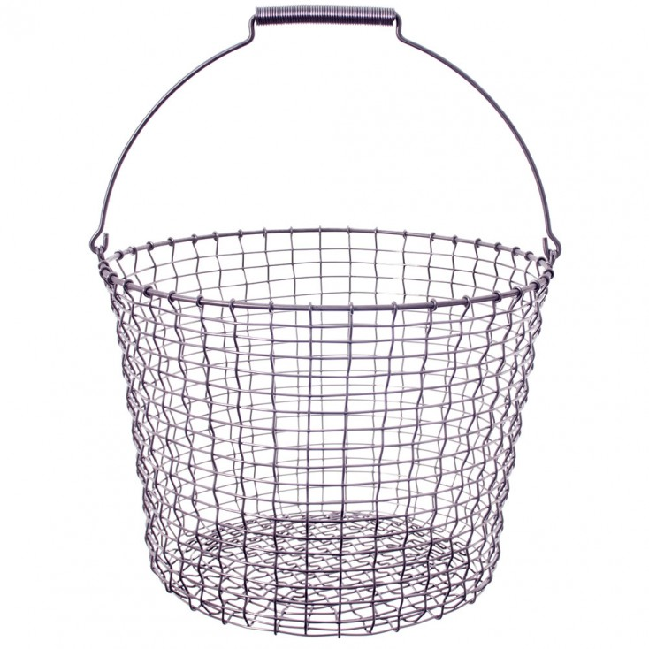 Korbo Bucket 24 -Stainless Steel
