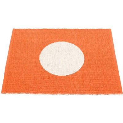 Pappelina Vera Small One Orange Mat