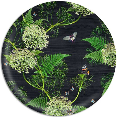 Ary Trays Michael Angove Large 49 cm Black Dill Tray