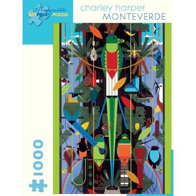 Charley Harper Monteverde Jigsaw