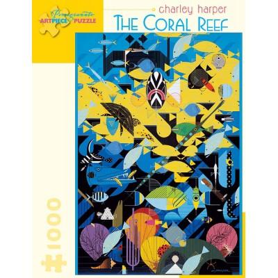 Charley Harper Coral Reef Jigsaw