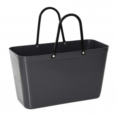 Hinza Large Dark Grey Bag