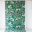 Almedahls Körsbärsträdgården Green Swedish Fabric
