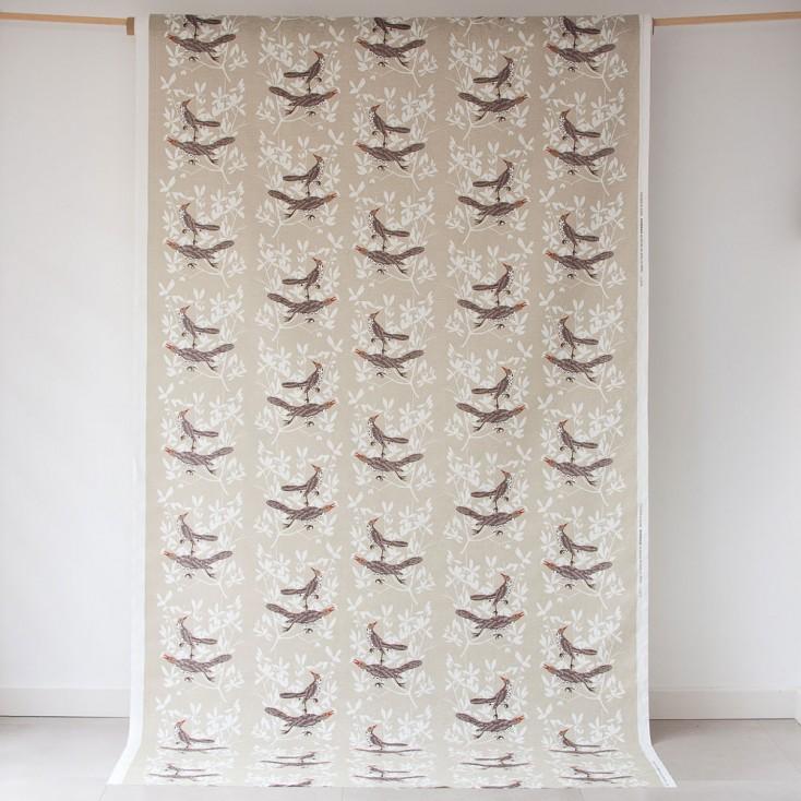 Almedahls Duet Beige Swedish Fabric
