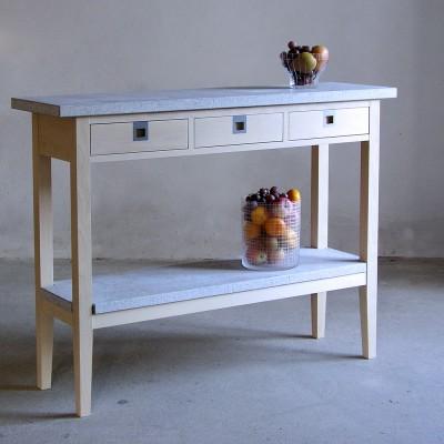 Gad Ardre Birch Sideboard - Limestone Tops