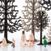 Lovi Birch Ply Moomin Family