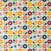 Cirkelblomma Multi Fabric