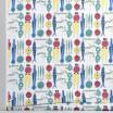 Almedahls Picknick Swedish Fabric