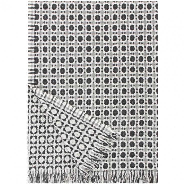 Lapuan Kankurit Black Corona Blanket