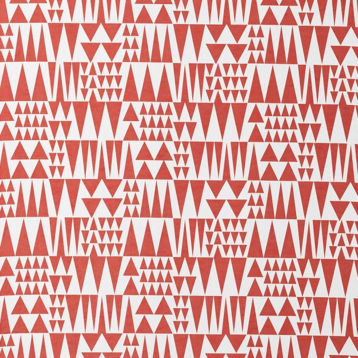 Spira Jazz Red Swedish Fabric