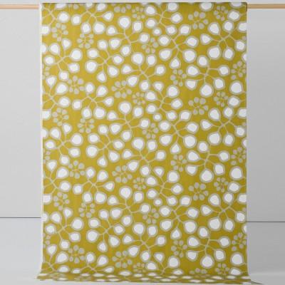 Spia Sedum Mustard Fabric