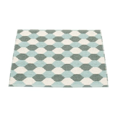 Pappelina Dana Army & Pale Turquoise Mat - 70 x 60 cm