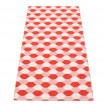 Pappelina Dana Coral Red & Piglet Runner - 70 x 160 cm