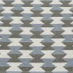 Pappelina Dana Storm & Charcoal Mat - Reverse Detail