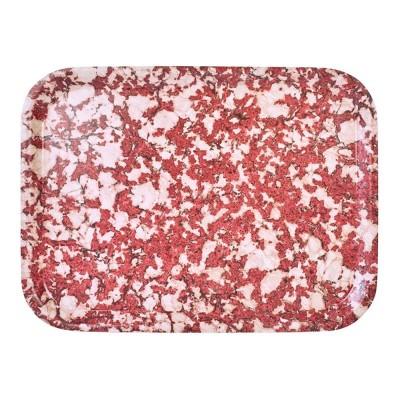 Ruby Galaxy Breakfast Tray