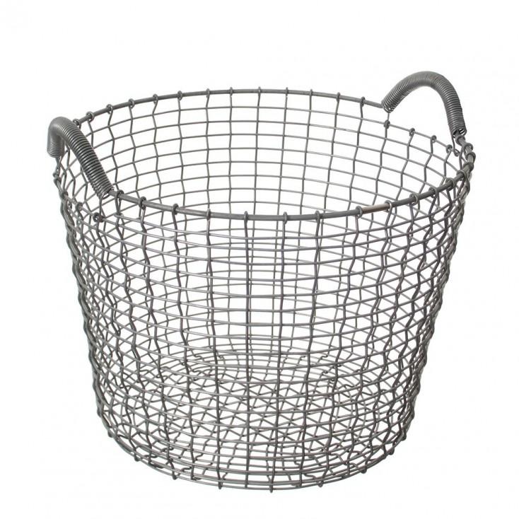 Korbo Classic 24 Basket - Galvanized