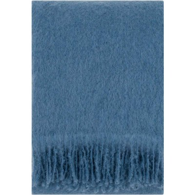 Lapuan Kankurit Blue Saaga Uni Mohair Blanket