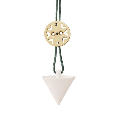 Stelton Nordic Mini Cornet Ornament - Ceramic