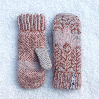 Öjbro Merino Wool Mittens - Ingun