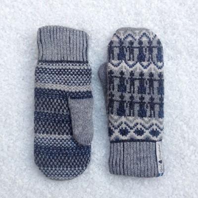 Öjbro Merino Wool Mittens - Kerstin