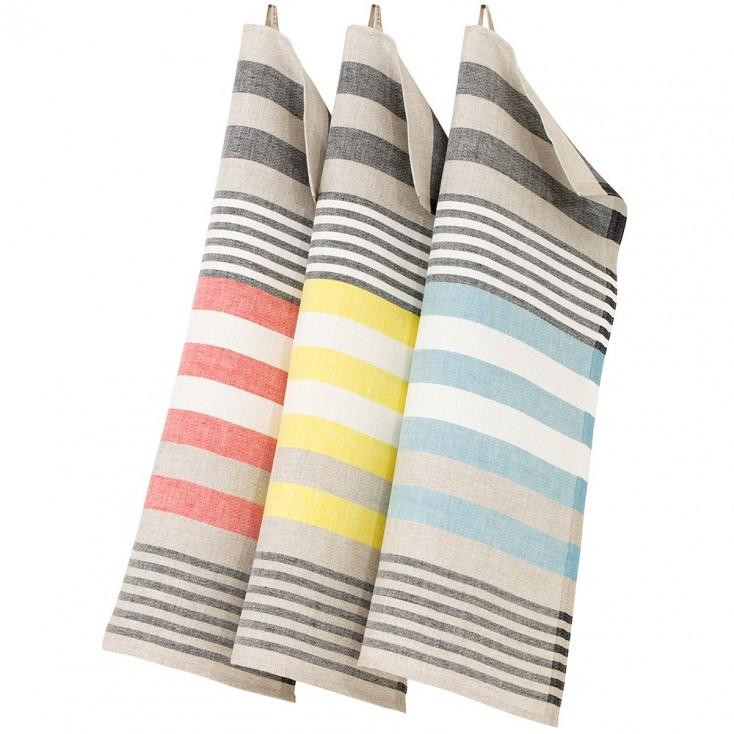 Lapuan Kankurit Kajo Finnish Linen Tea Towels