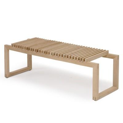 Skagerak Cutter Bench - Oak 120