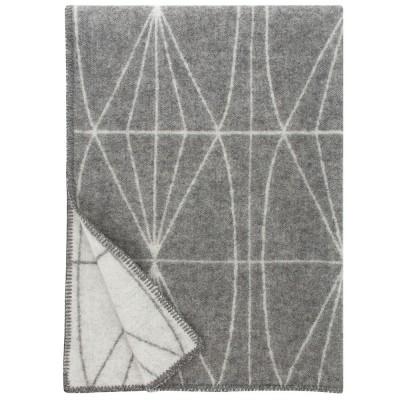 Lapuan Kankurit Grey Kehra Blanket