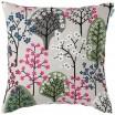 Spira Haga Sage Green & Grey Cushion