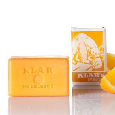 Klar's Orange Soap