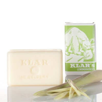 Klar's Lemongrass Soap