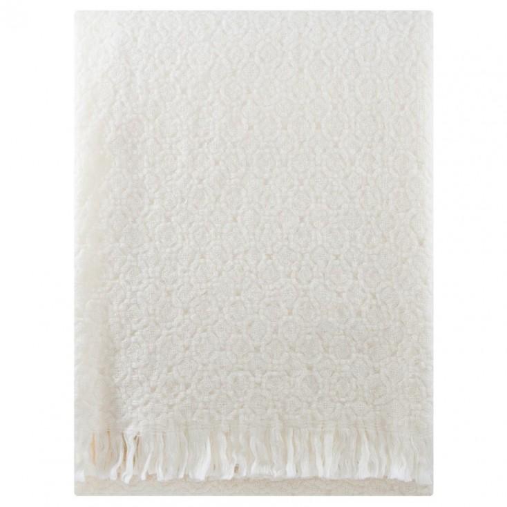 Lapuan Kankurit Ivory Corona Uni Blanket