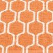 Pappelina Ants Pale Orange & Vanilla Mat - Detail