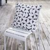 Spira Siv Black Cushion