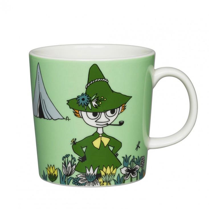 Arabia Moomin Snufkin Mug