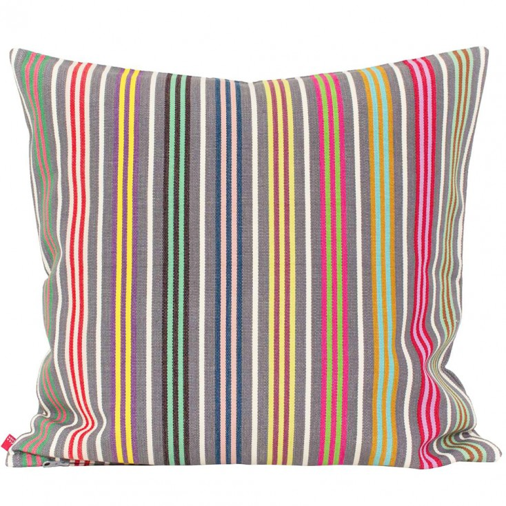 Mora Stripe Cushion