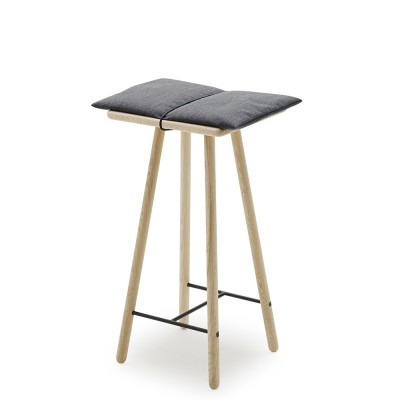 Skagerak Low Georg Bar Stool - Oak