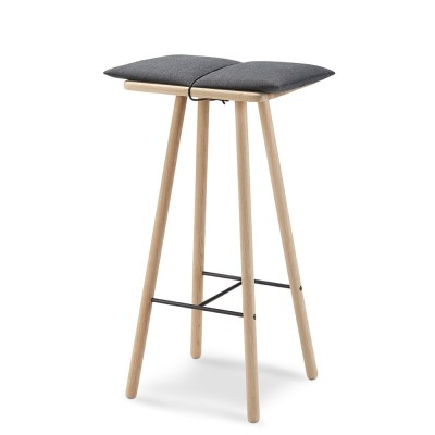Skagerak High Georg Bar Stool - Oak