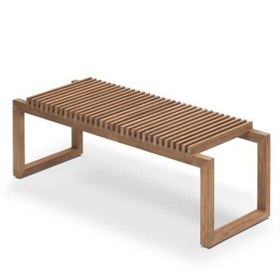 Skagerak Cutter Bench - Teak 120