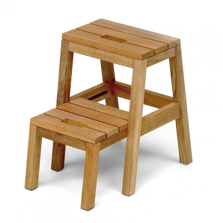 Skagerak Dania Step Ladder - Teak
