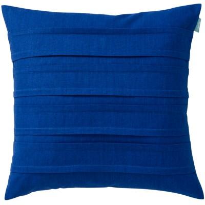 Spira Double Pleat Cobalt Cushion