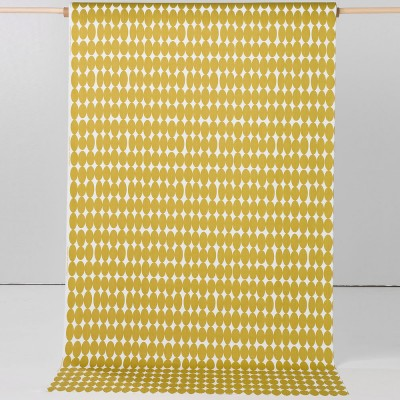 Spira Vilma Mustard Swedish Fabric