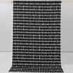 Spira Vilma Black Scandinavian Fabric