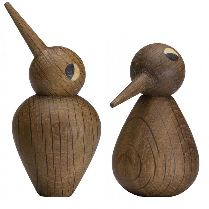 ArchitectMade Parent Bird By Kristian Vedal - Smoked Oak