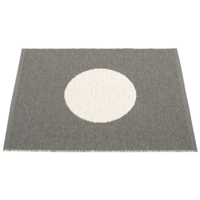 Pappelina Vera Small One Charcoal Mat