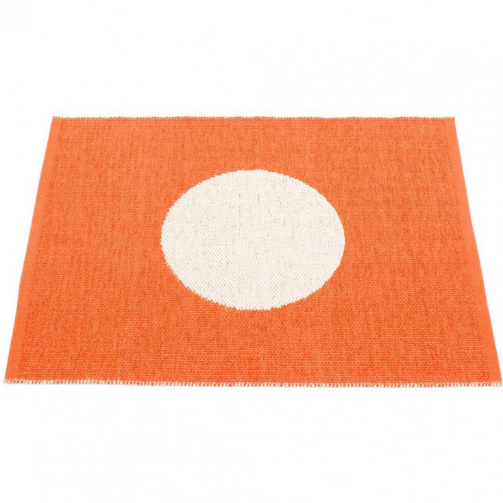Pappelina Vera Small One Orange Mat