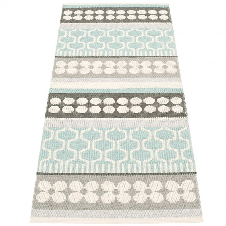 Pappelina Asta Pale Turquoise Runner - 70 x 180 cm