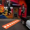 Pappelina Vera Orange & Vanilla Runner - 70 x 300 cm