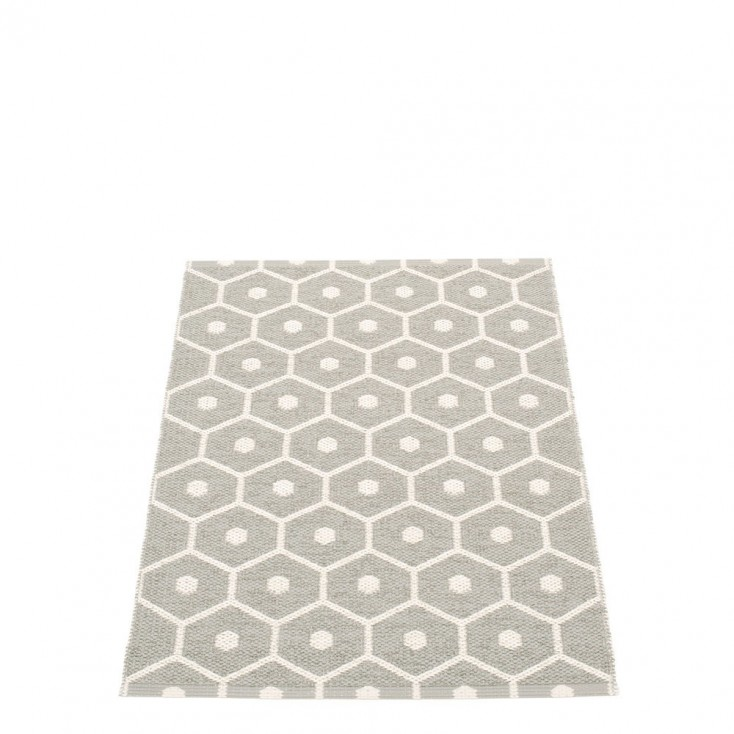 Pappelina Honey Warm Grey & Vanilla Runner - 70 x 100 cm